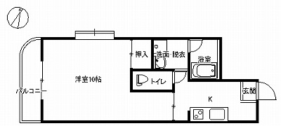 307号室